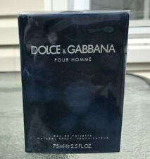 Men's Dolce & Gabbana Pour Homme Eau De Toilette Spray 2.5 oz Made in Germany