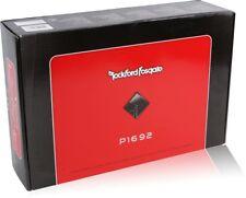 "Rockford Fosgate Punch P1692 300 Watt 6 x 9"" 2-Way Coaxial Car Speakers NEW"