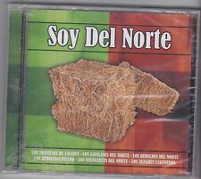 "*SOY DEL NORTE-""Various Artists"" -Tejano Tex Mex Latin CD SEALED!"