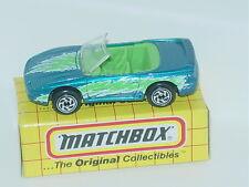 MATCHBOX  YELLOW BOX #28 MITSUBISHI SPYDER
