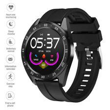 Men Boys Bluetooth Smart Watch Fitness Tracker Sport Bracelet Life Waterproof