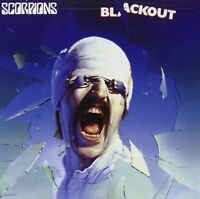 Scorpions - Blackout (CD)  NEW/SEALED  SPEEDYPOST