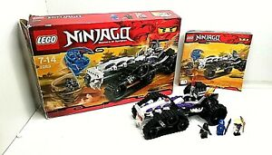 LEGO NINJAGO MASTERS OF SPINJITZU 2263