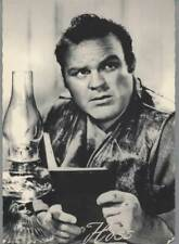 905634) Schauspieler-Ansichtskarte Hoss, Bonanza