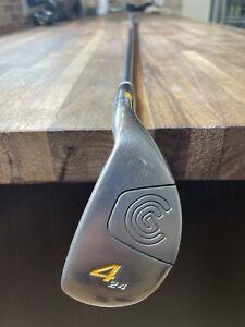Cleveland Hibore 4 Hybrid Iron Regular Flex Graphite Shaft