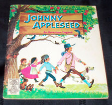 Vintage Johnny Appleseed An American Legend Solveig Paulson Russell 1967 Book