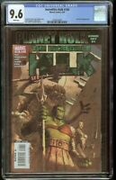 Incredible Hulk #100 CGC 9.6 White Pages Amadeus Cho 2042653008