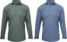Men's Tab Collar Formal Shirts