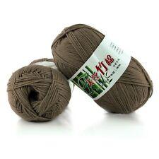 Soft Bamboo Crochet Cotton Knitting Yarn Comfortable  Baby Knit Ball Wool Yarn
