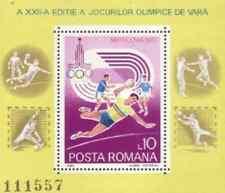 Timbre Sports JO Handball Roumanie BF144 ** lot 13345