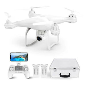 Potensic GPS Drone Camera Helicopters Aircraft Video Follow MeWith 1080P HD   Re