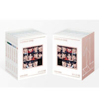 WANNA ONE 1÷χ=1 UNDIVIDED Special Album Random ver. CD+Poster+Magnet+Photobook