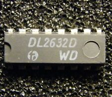 10x DL2632D quad differential line receiver, =AM26LS32