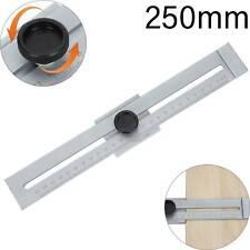250mm Streichmaß Streichmass Messwerkzeug Anreißmaß Anreiß Werkzeug Rostfrei