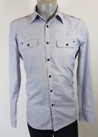 Kenneth Cole Reaction casual shirt medium super condition