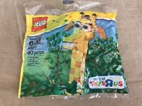 LEGO 40077 - GEOFFREY POLYBAG - TOYS R US EXCLUSIVE - NEW FACTORY SEALED RARE