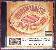 ULTRAMAGNETIC MC'S - MECHANISM NICE NOTTZ - CD SINGLE