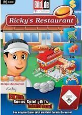 Restaurante de ricky Tycoon + Diamond drop gratis *** nuevo
