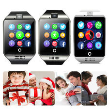 Bluetooth Smart Watch GSM SIM Phone Camera For Android Cellphones Samsung LG HTC