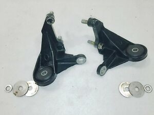 Evinrude Johnson 1987 Outboard Motor Engine Cover Brackets & Mounting Bolts