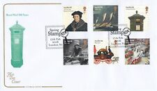 (51017) GB Cotswold FDC Royal Mail 500 STAMPEX London N1 2016