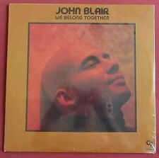 JOHN BLAIR LP ORIG US CTI  WE BELONG TOGETHER JAZZ SOUL FUNK NEUF SCELLE