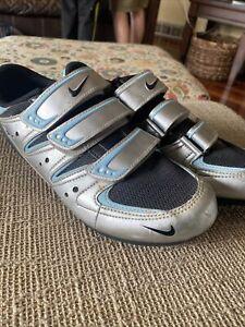 Nike 90354 Ventoux II Black/Flint Gray Women's Cycling Shoes Size EUR 41