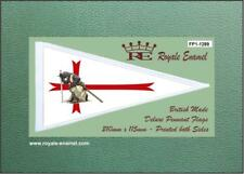 Royale Antenna Scooter Pennant Flag - PRAYING KNIGHT - FP1.1289