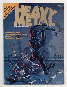 Heavy Metal Magazine #Vol. 1 #1 VG/FN 5.0 1977