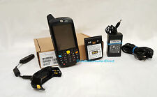 Mc55 Mc5574-Pkcdurra9Wr Motorola 1D/2D Wm6 Gsm Barcode Scanner +Charger/Usb Kit