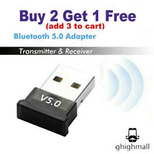 USB bluetooth 5.0 Wireless Dongle Adapter Receiver For Windows PC Real 5.0 USA