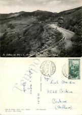 Cartolina di Pistoia, passo della Porretta (o passo della Collina) - 1952