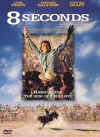 8 seconds (DVD) • NEW • Luke Perry, Stephen Baldwin