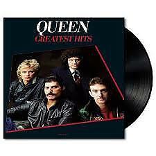 Queen - Greatest Hits LP, Vinyl (brand new) Freddie Mercury, 2x LP, Bohemian