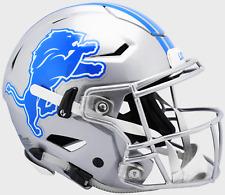 DETROIT LIONS NFL Riddell SpeedFlex Football Helmet w/ FREE Oakley Visor