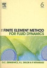 The Finite Element Method for Fluid Dynamics, , Nithiarasu, P.,Taylor, Robert L,