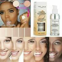 30ml TLM Color Changing Liquid Foundation Makeup Concealer Make up Skin Care