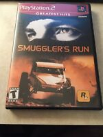 Smuggler's Run (Complete) (Sony PlayStation 2, 2002)