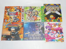 SNK PC Game New 6pcs Robo Army Metal Slug King of Fighters Money Idol exchanger