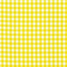 """Gingham 1/4 Checkered Poly Cotton Fabric Prints - 44/45"""" Wide - Sold By The Yard"""