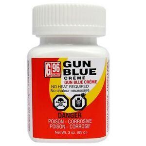 G96 Gun Blue Creme for Shotgun, Rifle, Air Rifle and Model Making Clock Repair