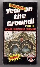 Another Year on the Ground Part 3 Vhs Tape Double Bull Archery Bowhunting Nip