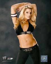WWE TRISH STRATUS Officially Licensed 8X10 Wrestling Photofile Photo - Rare