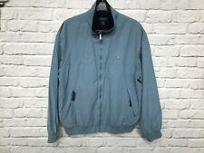 Gant blue fleece lined jacket size large