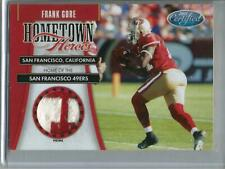 Frank Gore 2011 Panini Certified Game Used Jersey Patch #4/5