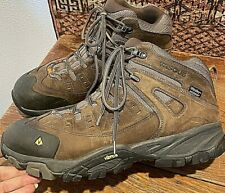 New listing Vasque Mens Scree 2.0 Mid Ultradry Hiking Boots Brown Leather Waterproof 13 M