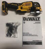 NEW DEWALT DCS356 20V 20 Volt MAX XR Brushless 3-Speed Oscillating Multi-Tool