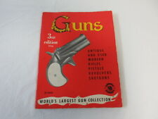 Guns Catalog World's Largest Gun Collection by Hy Hunter 1956 3rd Edition