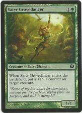 1x Foil - Satyr Grovedancer - Magic the Gathering MTG Journey into Nyx
