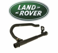 NEW GENUINE LAND ROVER LR2 (2008-2012) OIL COOLER OUTLET TUBE HOSE - # LR005563